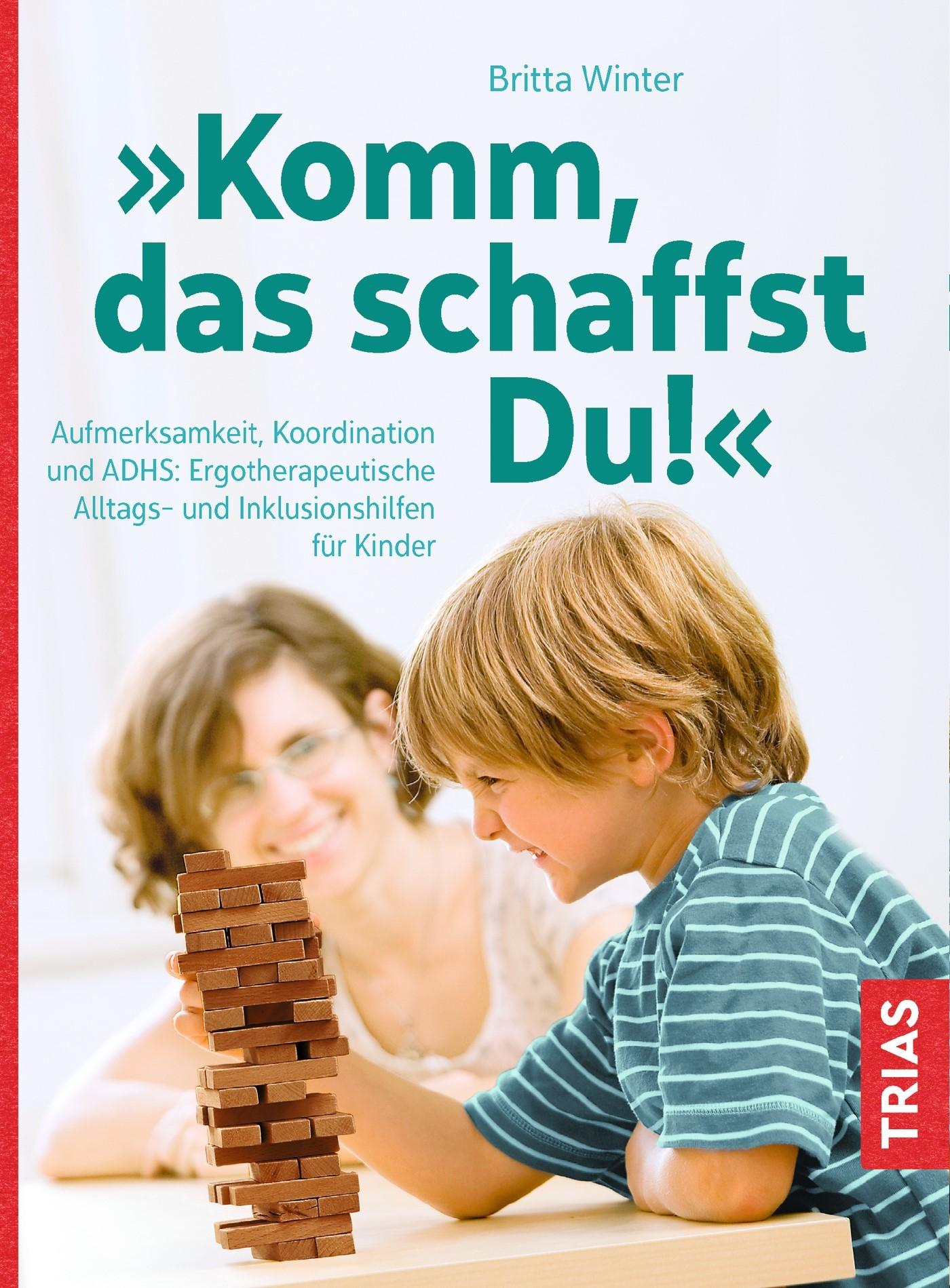 Komm, das schaffst Du! | Winter | 2. Auflage, 2017 | Buch (Cover)
