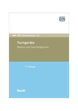Abbildung von Turngeräte, Matten und Spielfeldgeräte   9. Auflage   2018