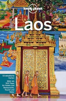 Abbildung von Ray / Bloom | Lonely Planet Reiseführer Laos | 4. Auflage | 2017 | beck-shop.de