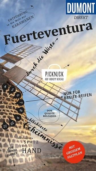DuMont direkt Reiseführer Fuerteventura | Lipps-Breda | 1. Auflage, 2017 | Buch (Cover)