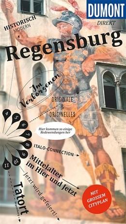 Abbildung von Schetar   DuMont direkt Reiseführer Regensburg   1. Auflage   2017   Mit großem Cityplan