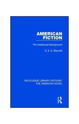 Abbildung von Maxwell | American Fiction | 2017 | The Intellectual Background | 11