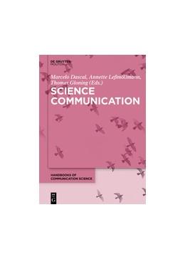 Abbildung von Dascal / Gloning / Leßmöllmann | Science Communication | 2019