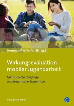 Abbildung von Mayrhofer | Wirkungsevaluation mobiler Jugendarbeit | 2017 | Methodische Zugänge und empiri...