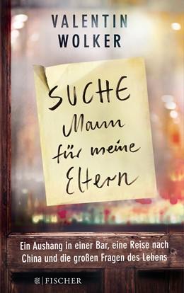 Abbildung von Wolker   »Suche Mann für meine Eltern«   2017   Ein Aushang in einer Bar, eine...