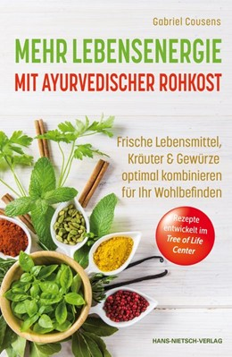 Abbildung von Cousens   Mehr Lebensenergie mit ayurvedischer Rohkost   1. Auflage   2017   beck-shop.de