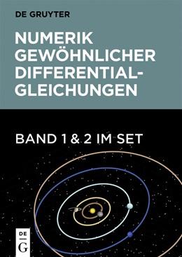Abbildung von Hermann | Numerik gewöhnlicher Differentialgleichungen. Set Band 1+2 | 2., überarbeitete Auflage | 2018