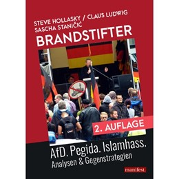 Abbildung von Stanicic / Hollasky   Brandstifter   1. Auflage   2017   beck-shop.de