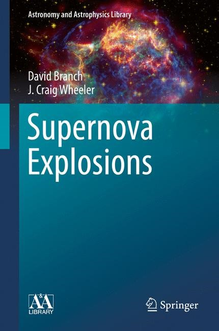 Supernova Explosions | Branch / Wheeler, 2017 | Buch (Cover)