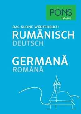 Abbildung von PONS Das kleine Wörterbuch Rumänisch | 2017 | Rumänisch-Deutsch/Germana-Româ...