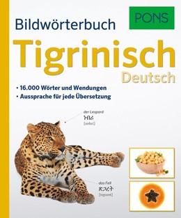 Abbildung von PONS Bildwörterbuch Tigrinisch | 2017 | 16.000 Wörter und Wendungen.