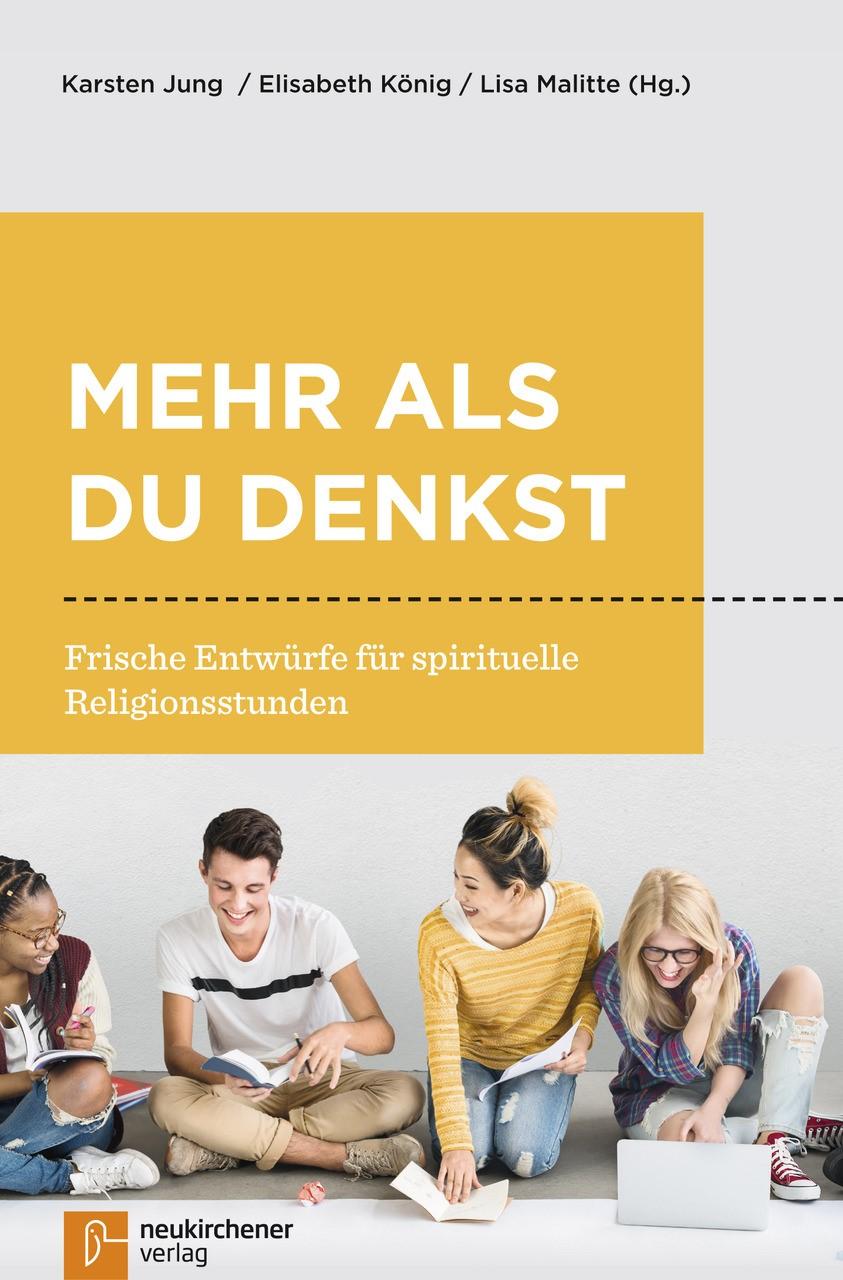 Mehr als du denkst   Jung / König / Malitte, 2017   Buch (Cover)