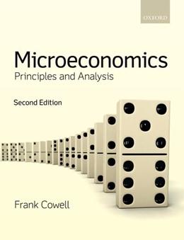 Abbildung von Cowell | Microeconomics | 2. Auflage | 2018 | beck-shop.de