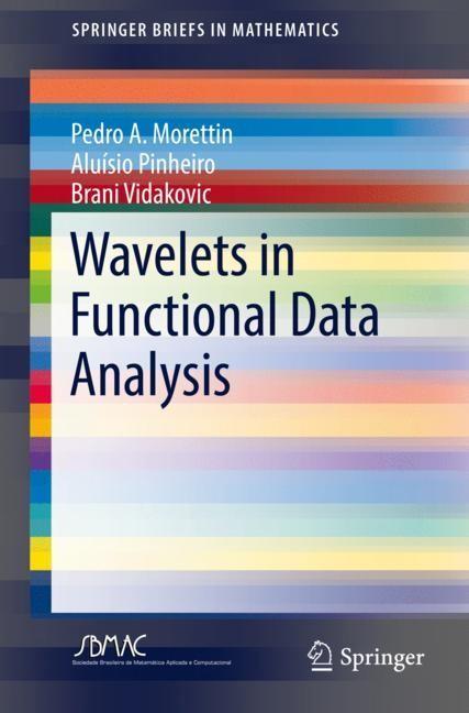 Wavelets in Functional Data Analysis | Morettin / Pinheiro / Vidakovic | 1st ed. 2017, 2017 | Buch (Cover)