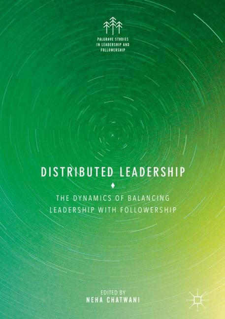 Distributed Leadership | Chatwani | 1st ed. 2018, 2017 | Buch (Cover)