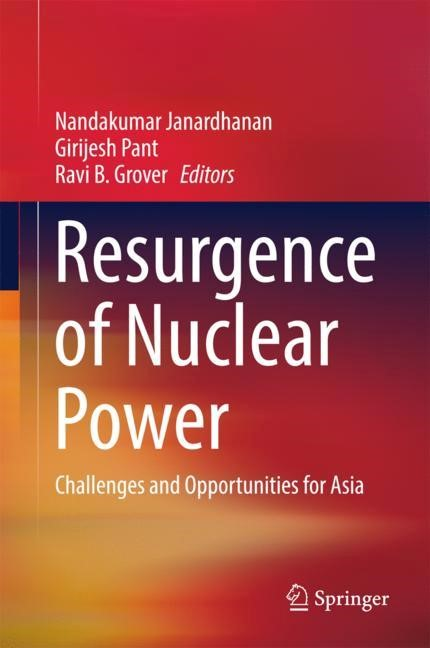 Resurgence of Nuclear Power | Janardhanan / Pant / Grover | 1st ed. 2017, 2017 | Buch (Cover)