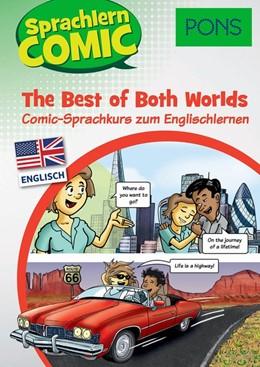 Abbildung von PONS Sprachlerncomic Englisch A Lot of Life   2018   Ein Comic-Sprachkurs für Anfän...