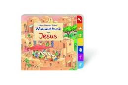 Abbildung von Abeln | Mein kleines Bibel-Wimmelbuch von Jesus | 2017