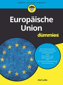 Abbildung von Leiße | Die Europäische Union für Dummies | 1. Auflage. | 2019