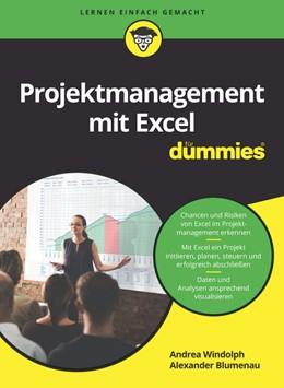 Abbildung von Windolph / Blumenau   Projektmanagement mit Excel für Dummies   2018