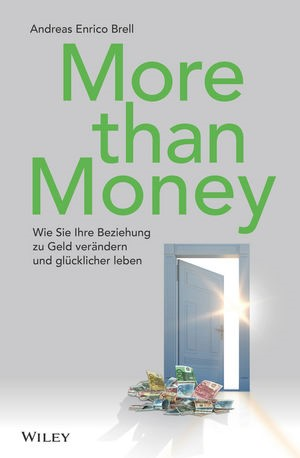 More than Money | Brell, 2017 | Buch (Cover)