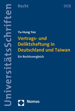 Abbildung von Yen | Vertrags- und Deliktshaftung in Deutschland und Taiwan | 2017 | Ein Rechtsvergleich | 908