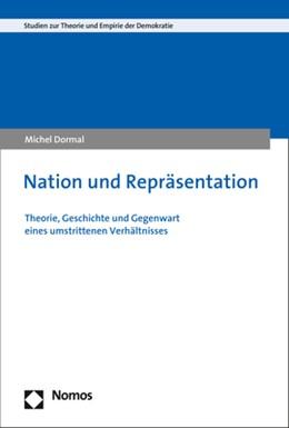 Abbildung von Dormal | Nation und Repräsentation | 2017 | Theorie, Geschichte und Gegenw... | 1