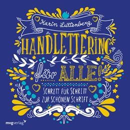 Abbildung von Luttenberg   Handlettering für alle!   1. Auflage   2017   beck-shop.de