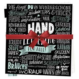 Abbildung von Luttenberg   Handlettering für alle! Bundle   1. Auflage   2017   beck-shop.de
