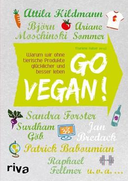 Abbildung von Halser | Go vegan! | 1. Auflage | 2017 | beck-shop.de
