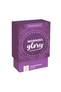Abbildung von Schäfer | KostbarKarten: morning glory | 2017