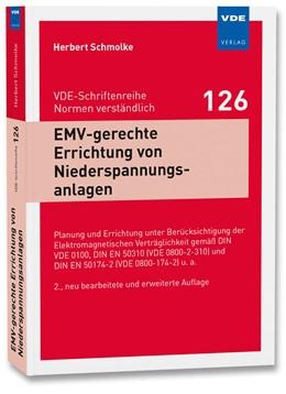 Abbildung von Schmolke | EMV-gerechte Errichtung von Niederspannungsanlagen | 2., neu bearbeitete und erweiterte Auflage | 2017 | Planung und Errichtung unter B... | 126