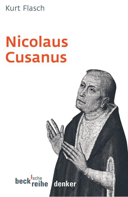 Cover: Kurt Flasch, Nicolaus Cusanus