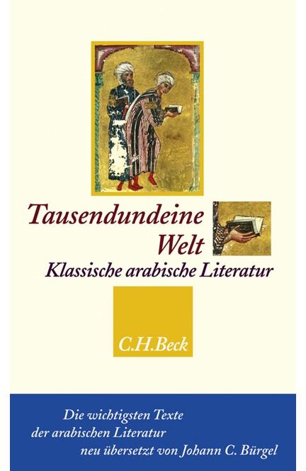Cover: , Tausendundeine Welt