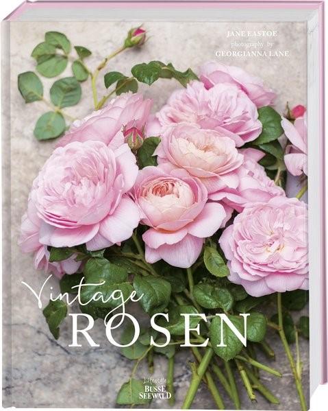 Vintage Rosen   Eastoe, 2017   Buch (Cover)