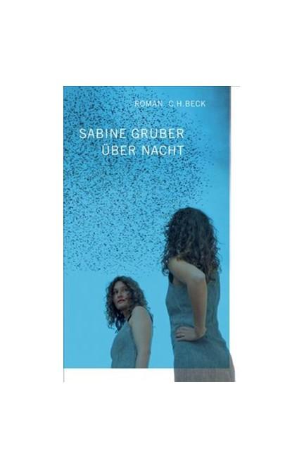 Cover: Sabine Gruber, Über Nacht