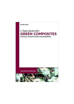 Abbildung von Davim   Green Composites   1. Auflage   2017   beck-shop.de