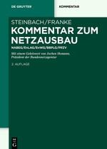 Kommentar zum Netzausbau | Steinbach / Franke | 2. Auflage, 2017 | Buch (Cover)