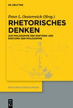Rhetorisches Denken | Oesterreich, 2017 | Buch (Cover)