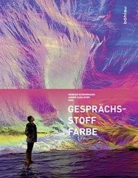 GesprächsStoff Farbe | Karliczek / Scheurmann, 2017 | Buch (Cover)
