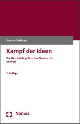 Abbildung von Salzborn   Kampf der Ideen   2., aktualisierte Auflage   2017   Die Geschichte politischer The...