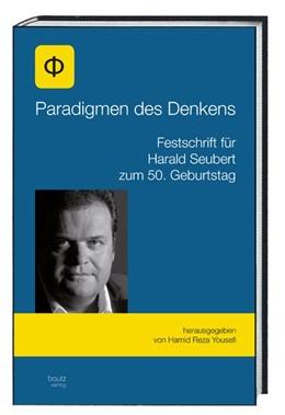 Abbildung von Yousefi   Paradigmen des Denkens   2017   Festschrift für Harald Seubert...