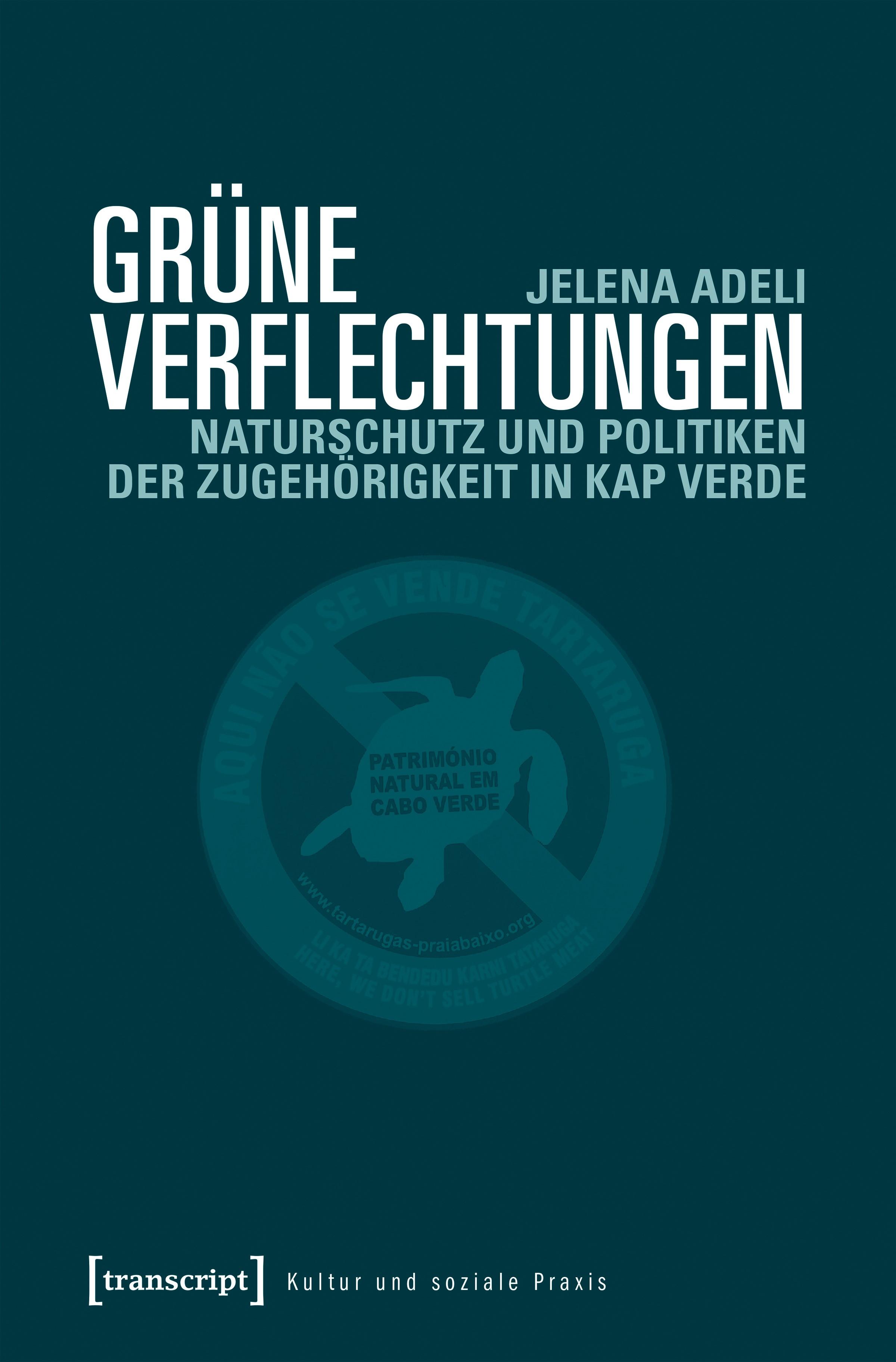 Grüne Verflechtungen | Adeli, 2017 | Buch (Cover)