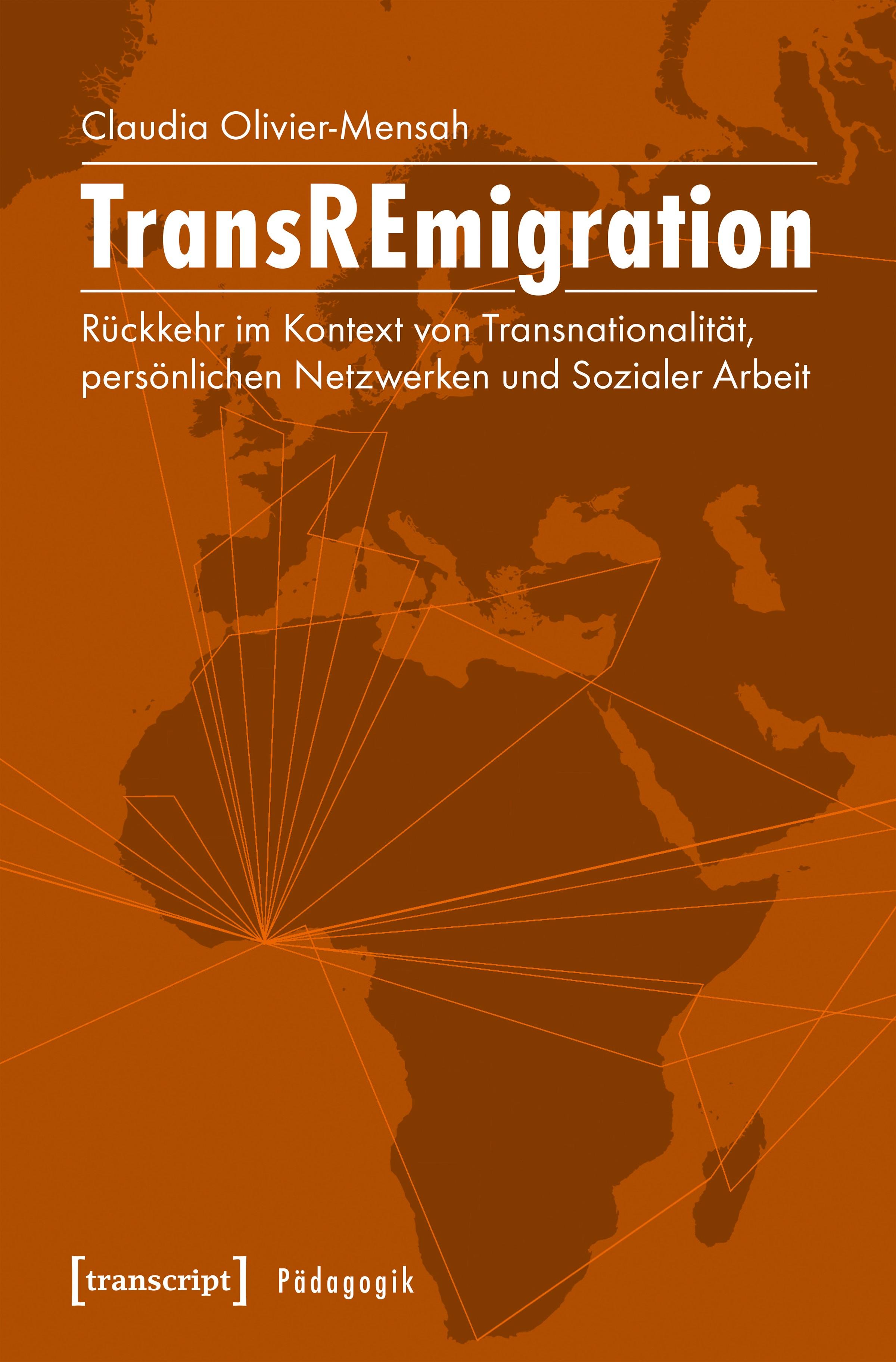 TransREmigration   Olivier-Mensah, 2017   Buch (Cover)