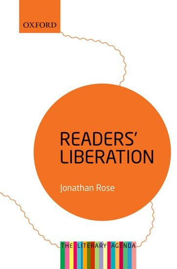 Readers' Liberation | Rose, 2017 | Buch (Cover)
