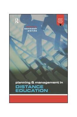 Abbildung von Panda | Planning and Management in Distance Education | 1. Auflage | 2017 | beck-shop.de