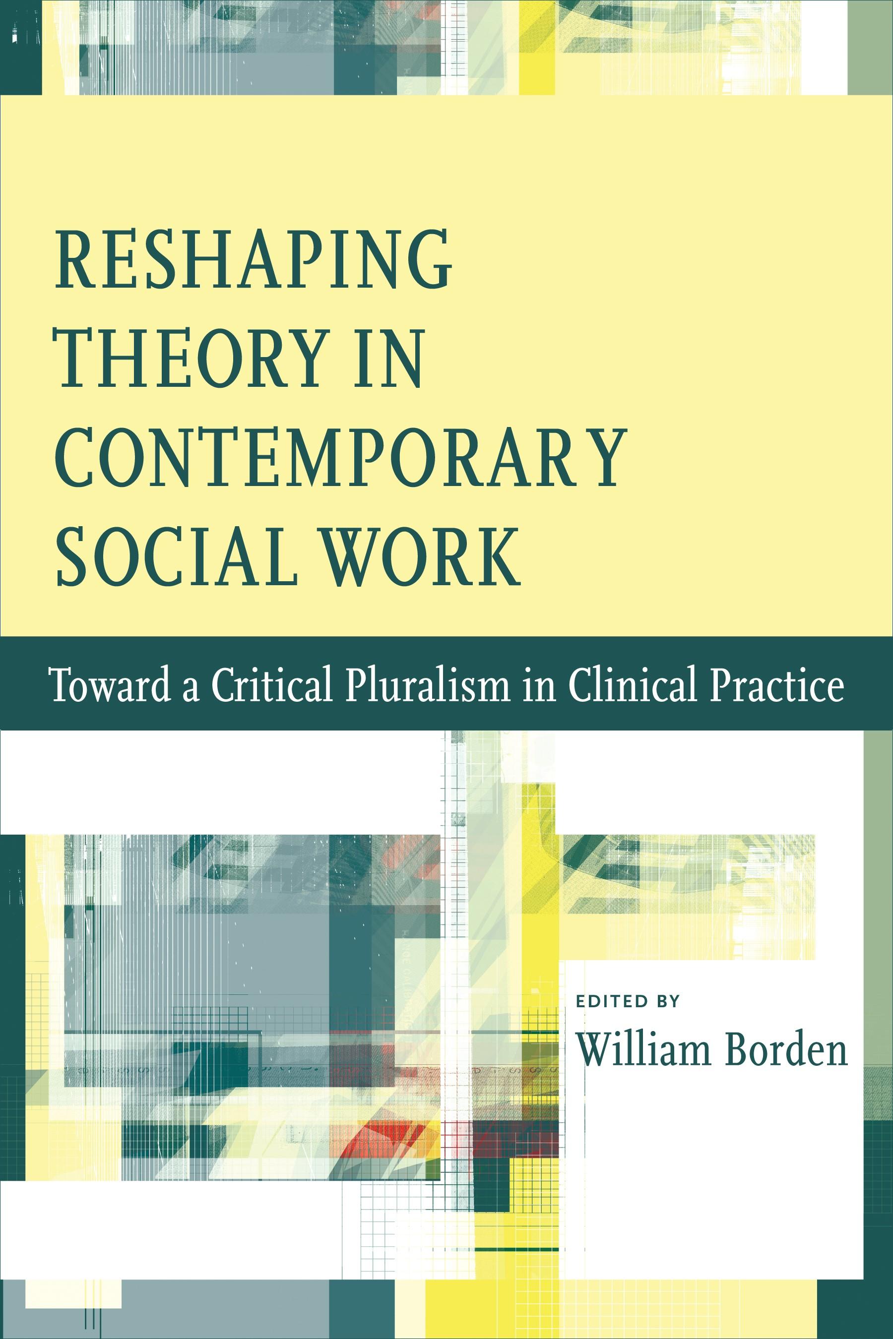 Abbildung von Borden | Reshaping Theory in Contemporary Social Work | 2009