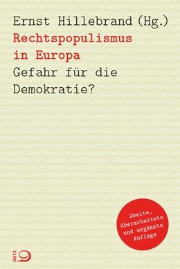Abbildung von Hillebrand | Rechtspopulismus in Europa | 2017 | Gefahr für die Demokratie?