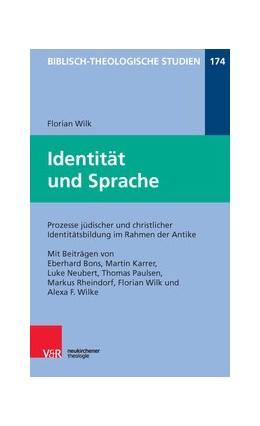 Abbildung von Wilk | Identität und Sprache | 2017 | Prozesse jüdischer und christl...