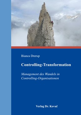Abbildung von Drerup | Controlling-Transformation | 2017 | Management des Wandels in Cont... | 151